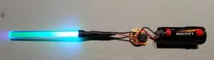 Tesla Cane Mk I Electronics